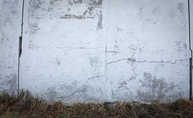 Obraz Pęknięta ściana - fototapety do salonu