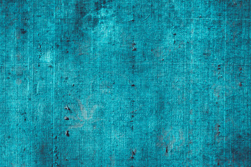 blue cloth , burlap linen , bright background from fabric