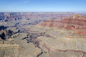 Grand Canyon National Park in America