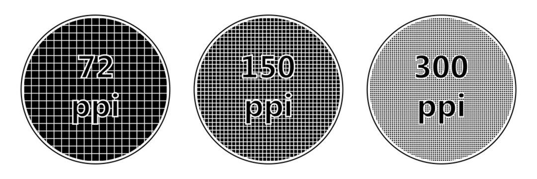 resolution screen pixel density ppi