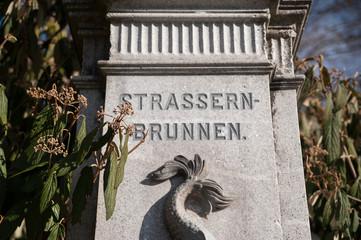 Strassern-Brunnen Baden bei Wien