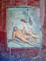 Pompei, affresco