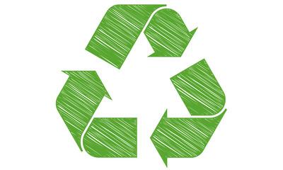 Recycling Symbol - Vector