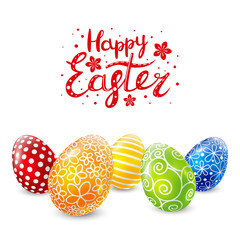 Color Easter eggs for Your design