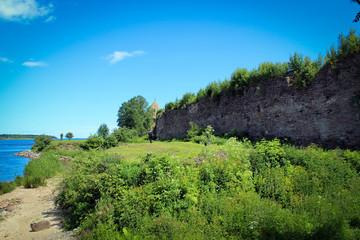 Крепость Орешек, Ленинградская область, Россия
