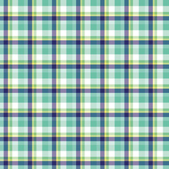 Scottish cell blue seamless pattern, colorful background, english style.Geometric background