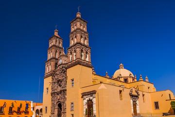 Christmas Parroquia Cathedral Dolores Hidalalgo Mexico