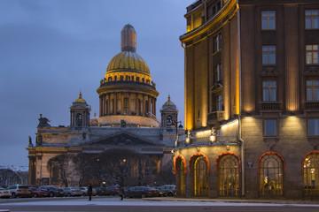 Saint-Petersburg, Isaac cathedral