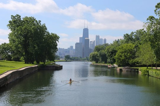Chicago in Summer