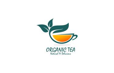 tea organic logo
