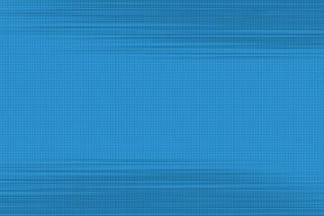 Blue horizontal hatching background
