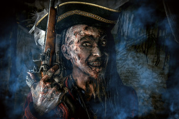 wily dead pirate