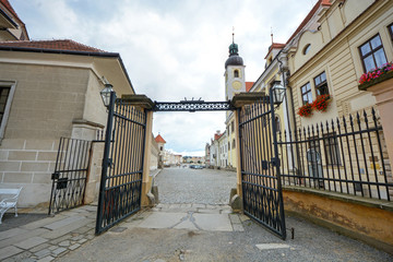 Historic Centre of Telč,UNESCO World Heritage Sites is a town in southern Moravia, Czech Republic
