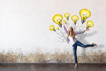 Successful ideas Fototapete