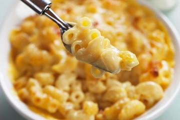 American mac and cheese