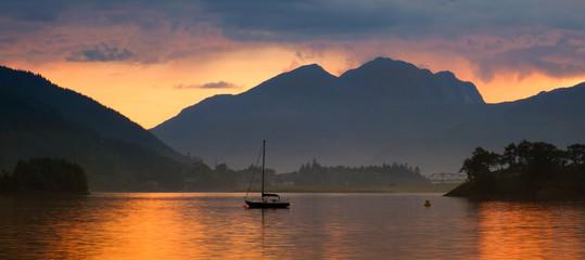 Glencoe-boat