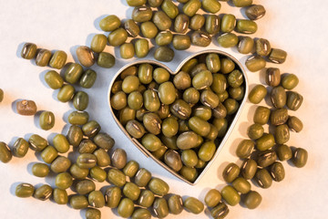 Heart Healthy Legumes - Green Gram