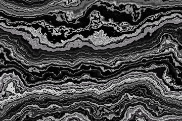 Wide black onyx slice  background