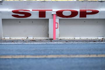 Stop Barricade