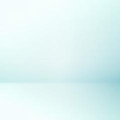 Mesh Gradient - empty lit room    - vector illustration