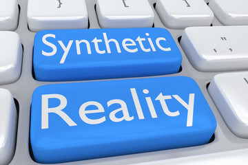 Synthetic Reality concept
