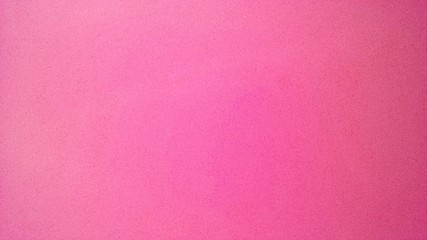 Gradient bright pink color texture background