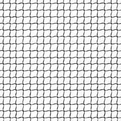 Tennis Net seamless pattern