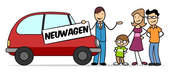 Auto als Neuwagen kaufen im Autohaus
