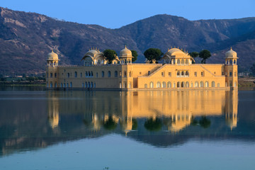 Jal Mahal or Water Palace, Jaipur.