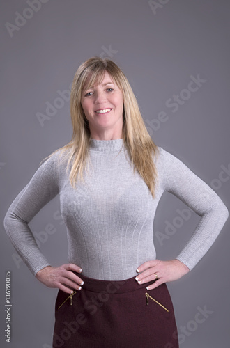 Busty women over 50