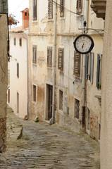 Mittelalterlicher Stadtkern in Kroatien