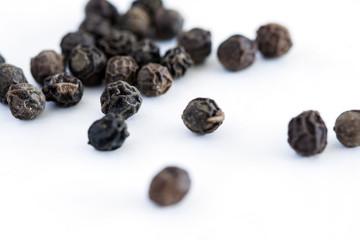 Grupos de pimienta negra
