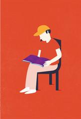 Reading Boy I