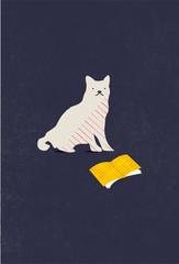 Reader Cat