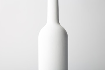 Close up of Wine bottle