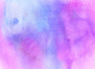 Abstract watercolor blur texture