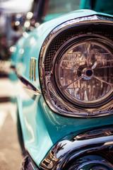 Fototapete - Ornate 57 Chevy