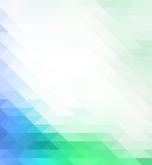 mosaic background blur