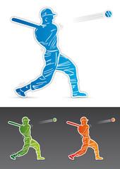 Baseball hitter player