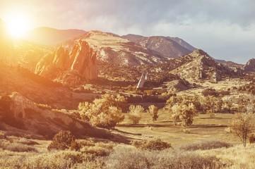 Wall Mural - Scenic Colorado Landscape