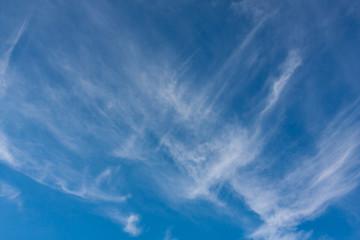 clouds ib blue sky