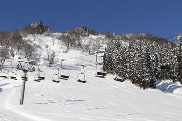 スキー場 リフト