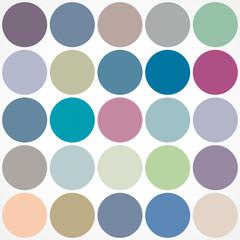collection bulles couleur