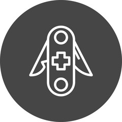 swiss-army-knife icon
