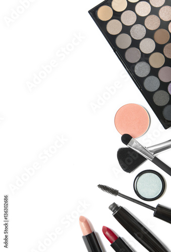 Makeup Page Border