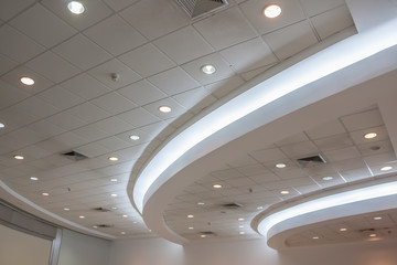 ceiling room Fototapete