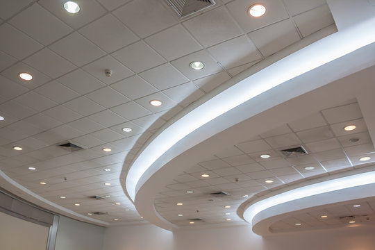 ceiling room