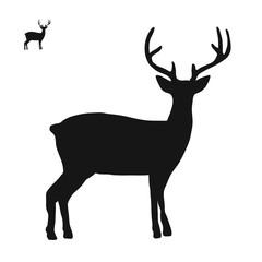 Hirsch Profil Icon