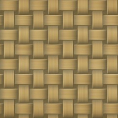 Beige seamless graphic fabric knit texture  background