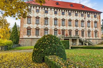 Libochovice castle/Czech Republic